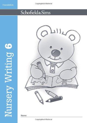 9780721708249: Nursery Writing Book 6 (Bk. 6)