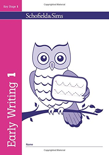 9780721708294: Early Writing Book 1: KS1, Ages 5-7