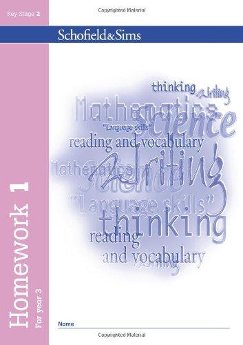 9780721708454: Homework Book 1 (Bk. 1)
