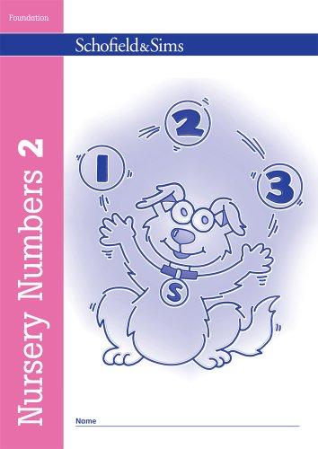 9780721708683: Nursery Numbers Book 2: Bk. 2