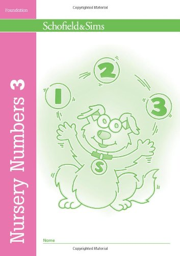 9780721708690: Nursery Numbers Book 3: Bk. 3