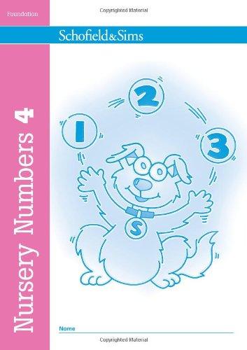 9780721708706: Nursery Numbers Book 4 (Bk. 4)