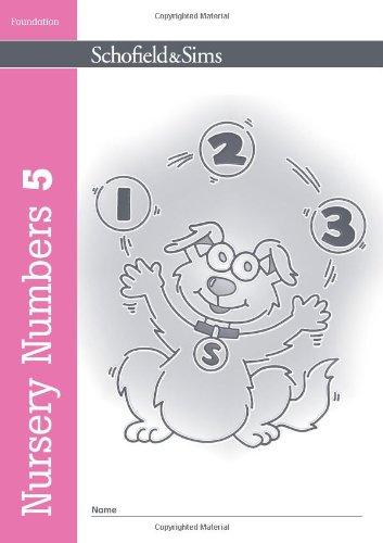 9780721709062: Nursery Numbers Book 5: Bk. 5