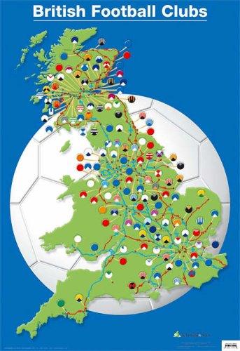 9780721709499: British Football Clubs