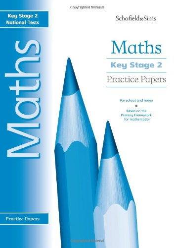 9780721709543: Key Stage 2 Maths Practice Papers