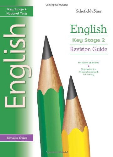 9780721709550: Revision Guide English Key Stage 2