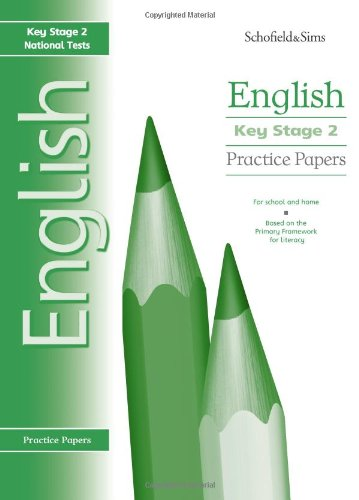 9780721709567: Key Stage 2 English Practice Papers
