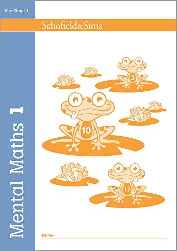 9780721709628: Mental Maths Book 1