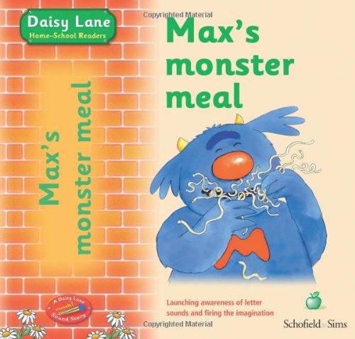 9780721711027: Max's Monster Meal (Daisy Lane Pre-school)
