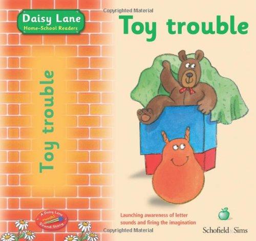 9780721711034: Toy Trouble (Daisy Lane Pre-school)