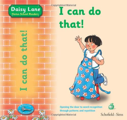 9780721711065: Daisy Lane: I can do that! (Daisy Lane Pre-school)