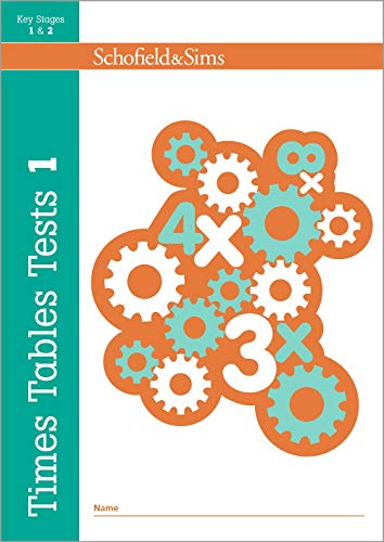 9780721711348: Times Tables Tests Book 1 (Key Stage 1) (Bk. 1)