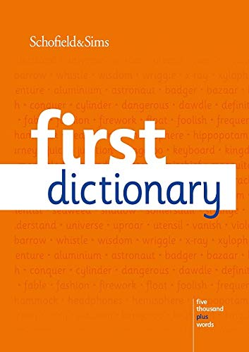 9780721711416: First Dictionary: KS1/KS2, Ages 5-9