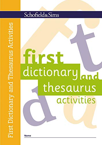 9780721711430: First Dictionary and Thesaurus Activities