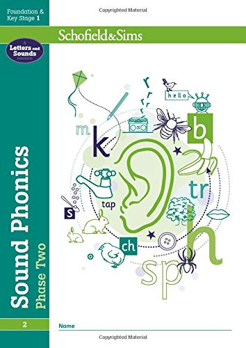 9780721711454: Sound Phonics Phase Two: EYFS/KS1, Ages 4-6: 2