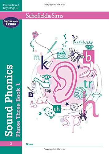 9780721711461: Sound Phonics Phase Three Book 1