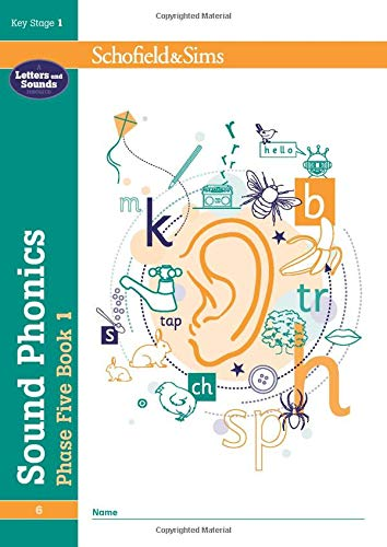 9780721711492: Sound Phonics Phase Five Book 1