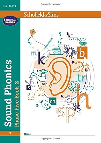 9780721711508: Sound Phonics Phase Five Book 2: KS1, Ages 5-7