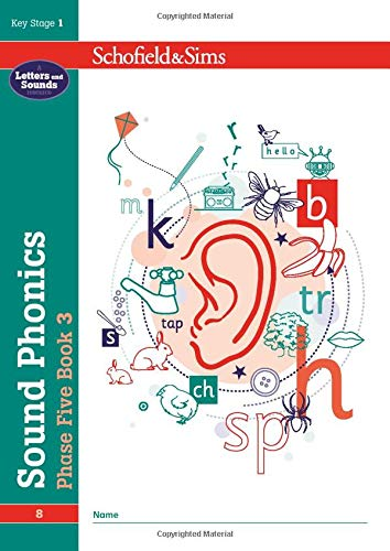 9780721711515: Sound Phonics Phase Five Book 3: KS1 , Ages 5-7: 8