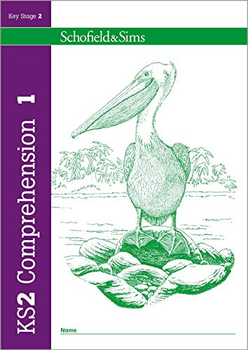 9780721711546: KS2 Comprehension Book 1: Year 3, Ages 7-8 (for the new National Curriculum)