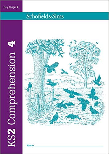 9780721711577: KS2 Comprehension Book 4