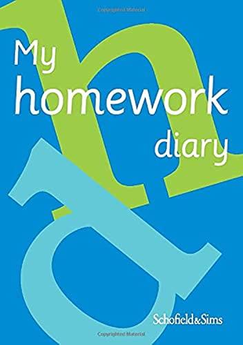 9780721711607: My Homework Diary