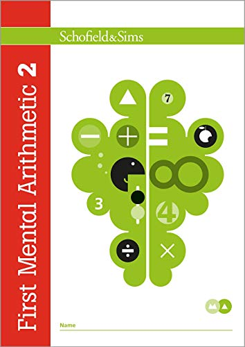 First Mental Arithmetic: Book 2 (Paperback): Ann Montague-Smith