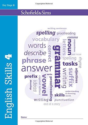 9780721711782: English Skills Book 4