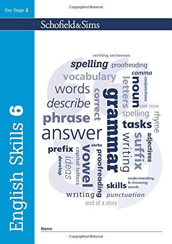 9780721711805: English Skills Book 6