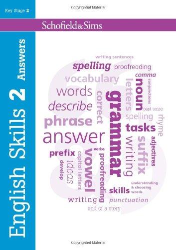 9780721711829: English Skills Answers Book 2