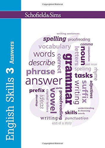 9780721711836: English Skills Answers Book 3