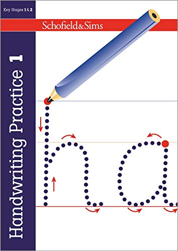 9780721712031: Handwriting Practice Book 1