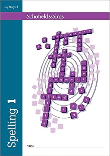 9780721712123: Spelling Book 1