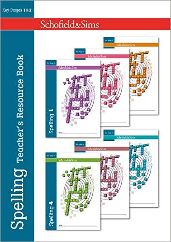9780721712192: Spelling Teacher's Resource Book