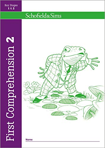 9780721712215: First Comprehension Book 2: Year 3, Ages 7-8