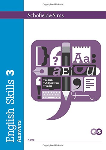 9780721714097: English Skills Book 3 Answers: Years 4-5, Ages 8-10