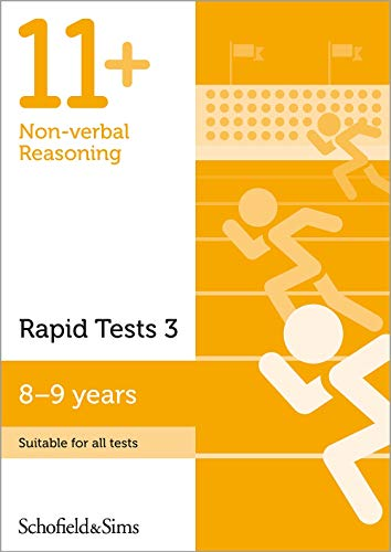 9780721714653: 11+ Non-verbal Reasoning Rapid Tests Book 3: Year 4, Ages 8-9