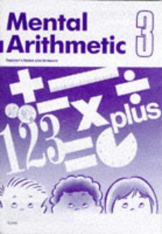9780721722429: Mental Arithmetic: Bk. 3