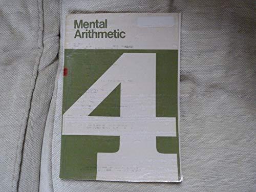 9780721722436: Mental Arithmetic: Bk. 4