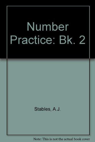 9780721723167: Number Practice: Bk. 2