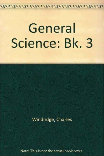 9780721735078: General Science: Bk. 3