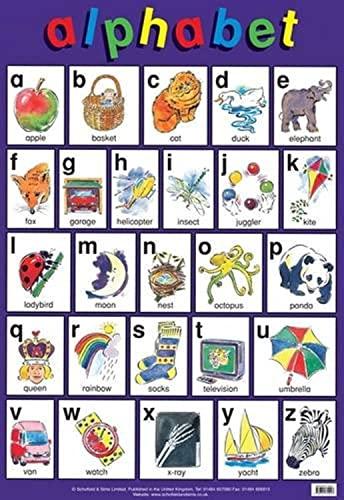 9780721755007: Alphabet (Laminated posters)