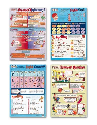 9780721756547: TEFL Posters