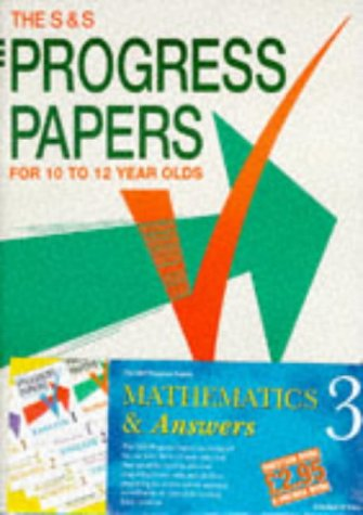 9780721775111: Progress Papers: Maths 3 with Answers