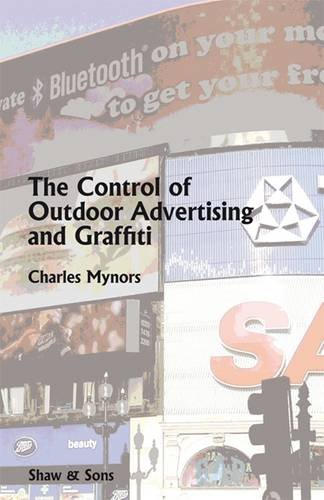 9780721917702: Control of Outdoor Advertising and Graffiti