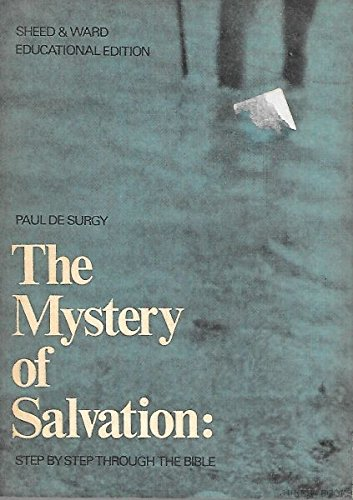 9780722000939: The Mystery of Salvation