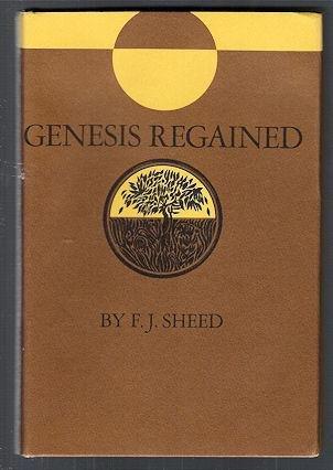 9780722005989: Genesis Regained