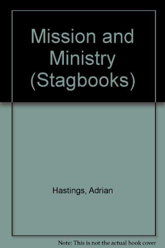 9780722006191: Mission and Ministry (Stagbooks)