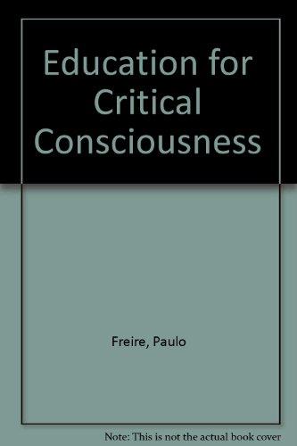 9780722033203: Education for Critical Consciousness