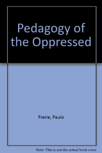 analysis of pedagogy of the oprpressed by paulo freire Not just the title of a book by paulo freire, a pedagogy of the oppressed is an approach to education and organizing to transform oppressive structures and create a more equitable, caring and beautiful world through action and reflection that is co-created with those who have been marginalized and dehumanized.